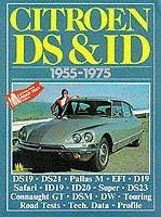 Citroen DS and ID, 1955-75