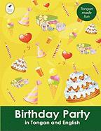 Birthday Party in Tongan and English