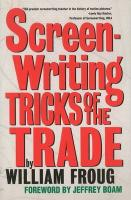 Screenwriting Tricks of the Trade
