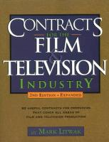 Contracts for the Film & Television Industry