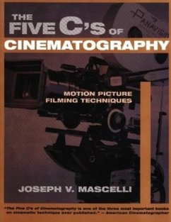 Five C´s of Cinematography - Mascelli, Joseph V