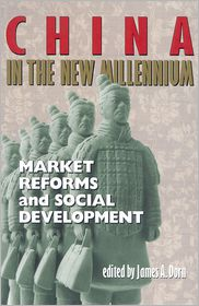 China in the New Millennium: Market Reforms and Social Development - James A. Dorn (Editor), Dorn James A. (Editor)