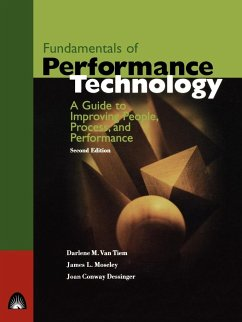 Fundamentals of Performance Technology: A Guide to Improving People, Process, and Performance - Van Tiem Dessinger Moseley