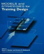 Models and Strategies for Training Design