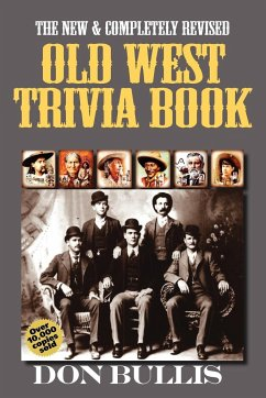 Old West Trivia Book - Bullis, Don