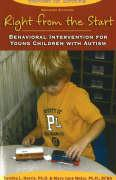 Right from the Start: Behavioral Intervention for Young Children with Autism