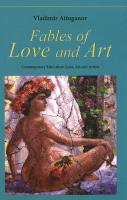 Fables of Love and Art: Contemporary Tales about Love, Art and Artists