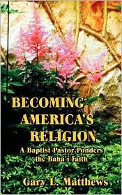 Becoming America's Religion