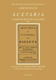 Acetaria - John Evelyn; Christopher Driver