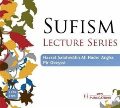 Sufism Lecture Series, 3 Audio-CDS - Angha, Molana Salaheddin A. N. S.