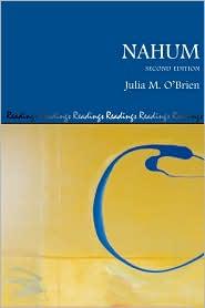 Nahum, Second Edition - Julia M. O'Brien
