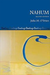 Nahum, Second Edition - O'Brien, Julia M.