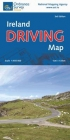 Ireland Driving Map - Ordnance Survey Ireland