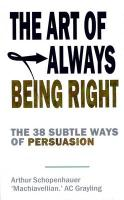 Art of Always Being Right