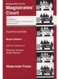 Introduction to the Magistrates' Court - Gibson, Bryan