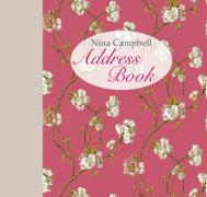 Nina Campbell Large Address Book (Blossom)