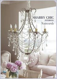 Shabby Chic Tinned Notecards