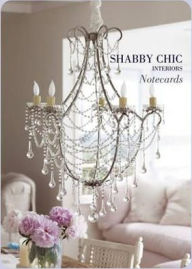 Shabby Chic Tinned Notecards - CICO