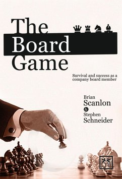 The Board Game - Scanlon, Brian Schneider, Stephen