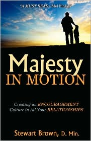Majesty In Motion - Stewart Brown