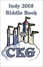 Indy 2008 Riddle Book - Matt Mayfield, Rick Smith, Steve Martin