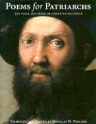 Poems for Patriarchs: The Verse and Prose of Christian Manhood