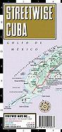 Streetwise Cuba Map - Laminated Country Road Map of Cuba: Folding Pocket Size Travel Map