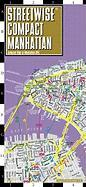 Streetwise Compact Manhattan Map: 20% Smaller Than Our Regular Manhattan Map