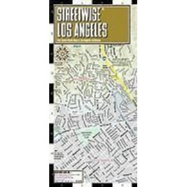 MAP-STREETWISE LOS ANGELES MAP