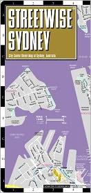 Streetwise Sydney Map - Laminated City Center Street Map of Sydney, Australia - Folding Pocket Size Travel Map With Metro (2013) - Streetwise Maps Inc.