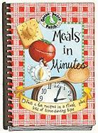 Meals in Minutes Cookbook: Fast & Fun Recipes in a Flash...Plus Lots of Time-Saving Tip