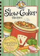 Slow-Cooker Recipes: Easy to Make Homestyle Meals with Slow Simmered Flavor!