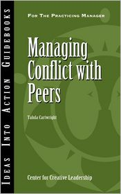Managing Conflict With Peers - Talula Cartwright