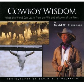 Cowboy Wisdom: What the World Can Learn from the Wit and Wisdom of the West - David W. Stevenson