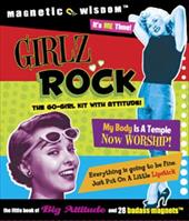 Girlz Rock! [With 16 Magnets] - Christin, Dominique