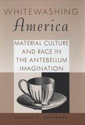 Whitewashing America: Material Culture and Race in the Antebellum Imagination - Heneghan, Bridget T.