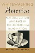 Whitewashing America: Material Culture and Race in the Antebellum Imagination