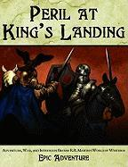 Peril at King's Landing: An Adventure for a Song of Ice and Fire Roleplaying