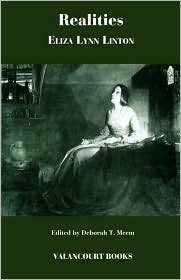 Realities - Eliza Lynn Linton, Deborah T. Meem (Editor)