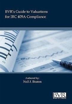BVR's Practical Guide to Valuation for IRC 409a - Beaton, Neil