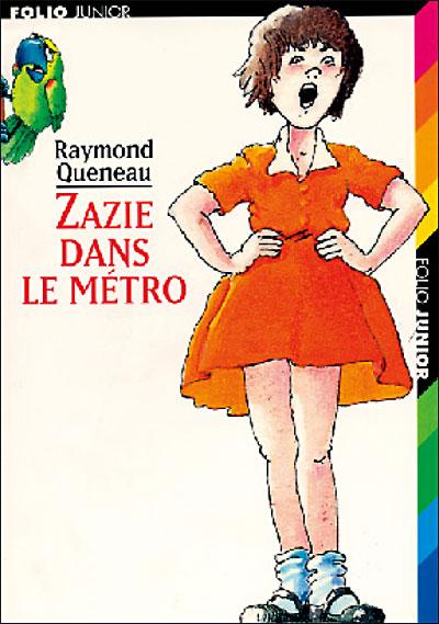 Zazie dans le métro - Gallimard jeunesse