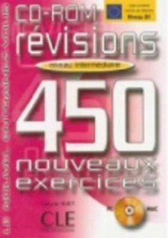 Revisions 450 Exercices CD-ROM (Intermediate)