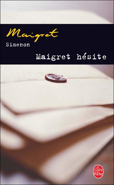Maigret hésite - Lgf