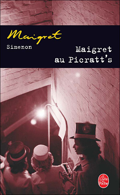 Maigret au Picratt´s - Lgf