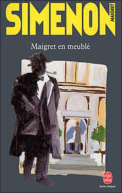 Maigret en meublé - Lgf