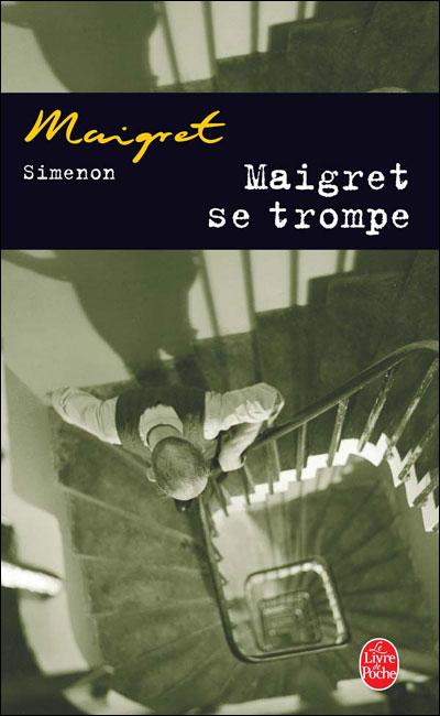 Maigret se trompe - Lgf