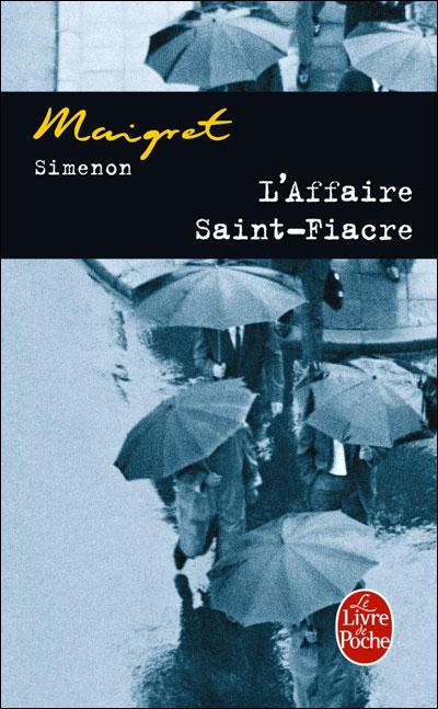 L´affaire Saint-Fiacre - Lgf