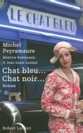 Chat bleu. Chat noir. - Beatrice RUBINSTEIN, Jean-Louis LORENZI, Michel PEYRAMAURE