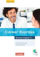 Career Express - Business English. Kursbuch und Phrasebook