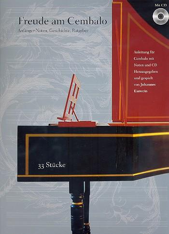 Freude am Cembalo (+CD)